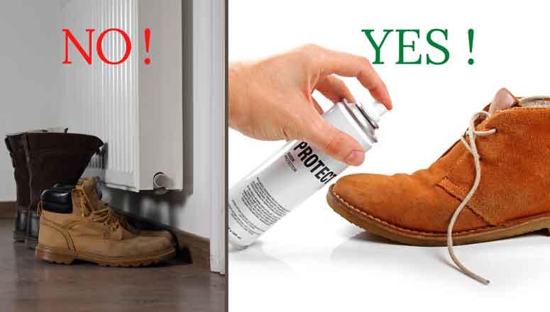 Briga i čuvanje cipela Lucci Verrosi