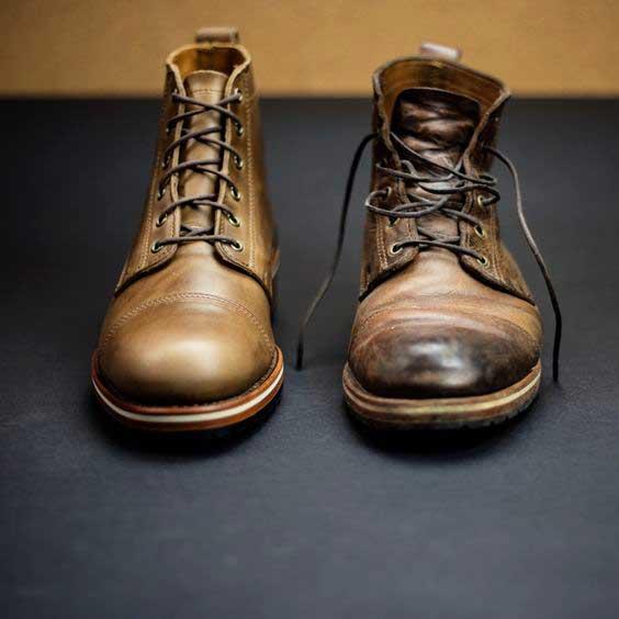 Kako da muške cipele zaštitite od uništavanja Lucci Verrosi