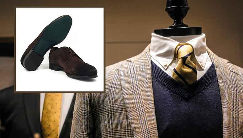 Braon muške Derbi cipele: Za one koji rade od 9 do 17